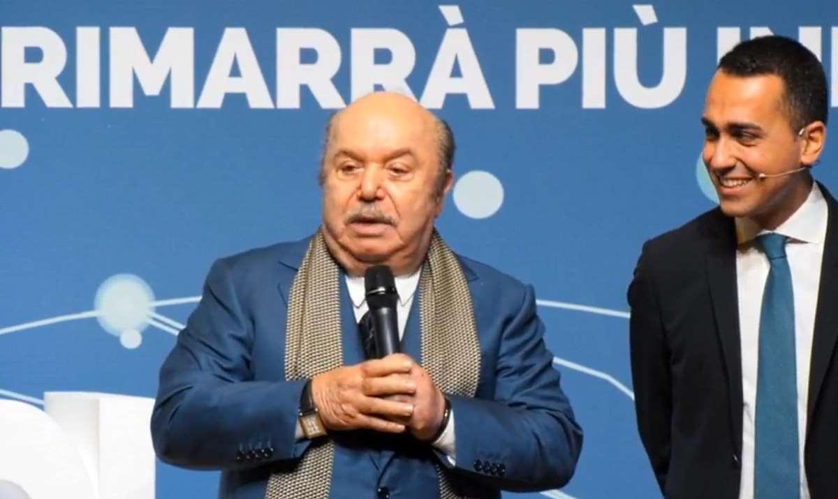 Di Maio nomina Lino Banfi membro della Commissione italiana per l'Unesco... perché fa ridere