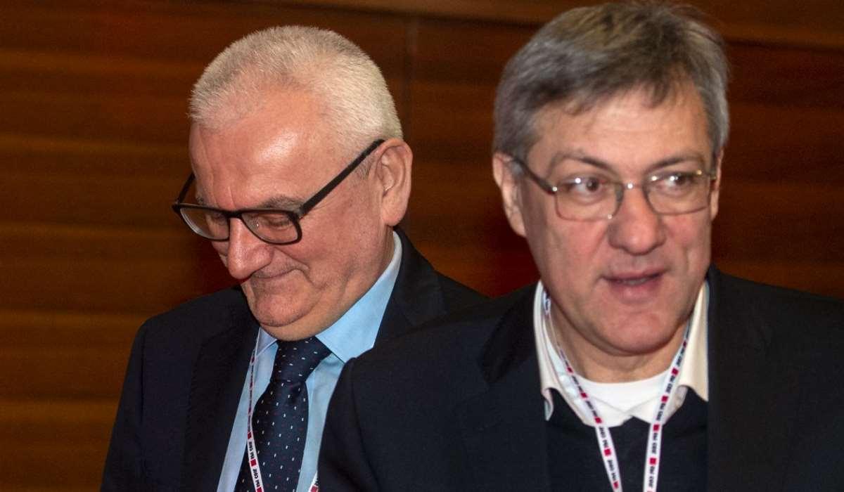 Maurizio Landini è il nuovo segretario della Cgil, Vincenzo Colla farà il vice