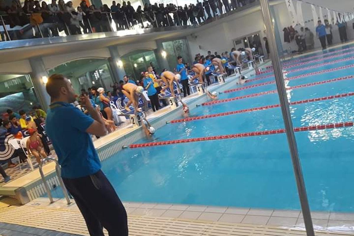 Nuoto: quarta tappa del Campionato Regionale Campano CSI