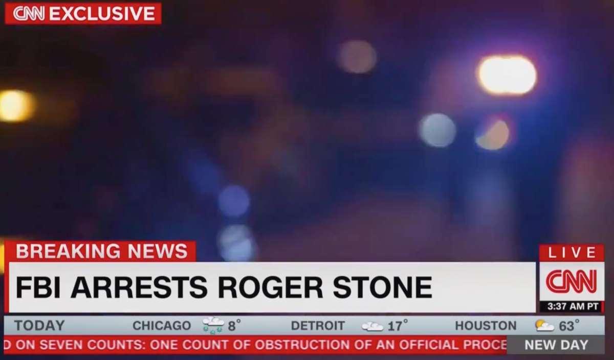 Arrestato Roger Stone, ex consigliere di Trump, nell'ambito dell'inchiesta Russiagate
