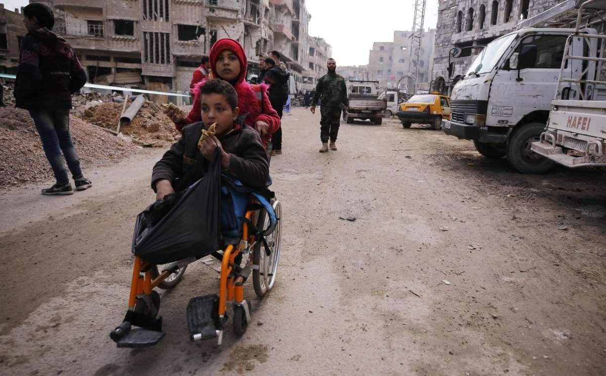 UNICEF, nel mondo 34 milioni di bambini vivono in situazioni di conflitto