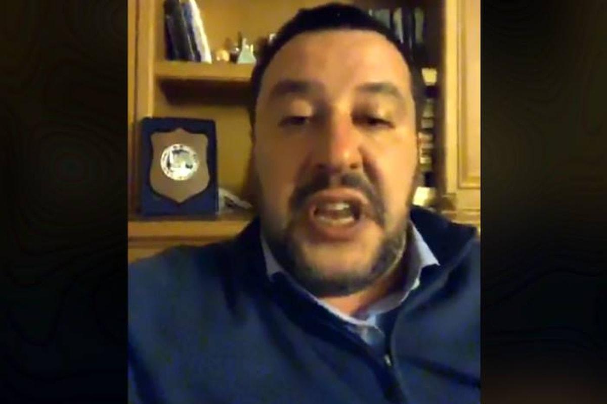 Conte vuole accogliere in Italia una parte dei 49 migranti, Salvini cede?