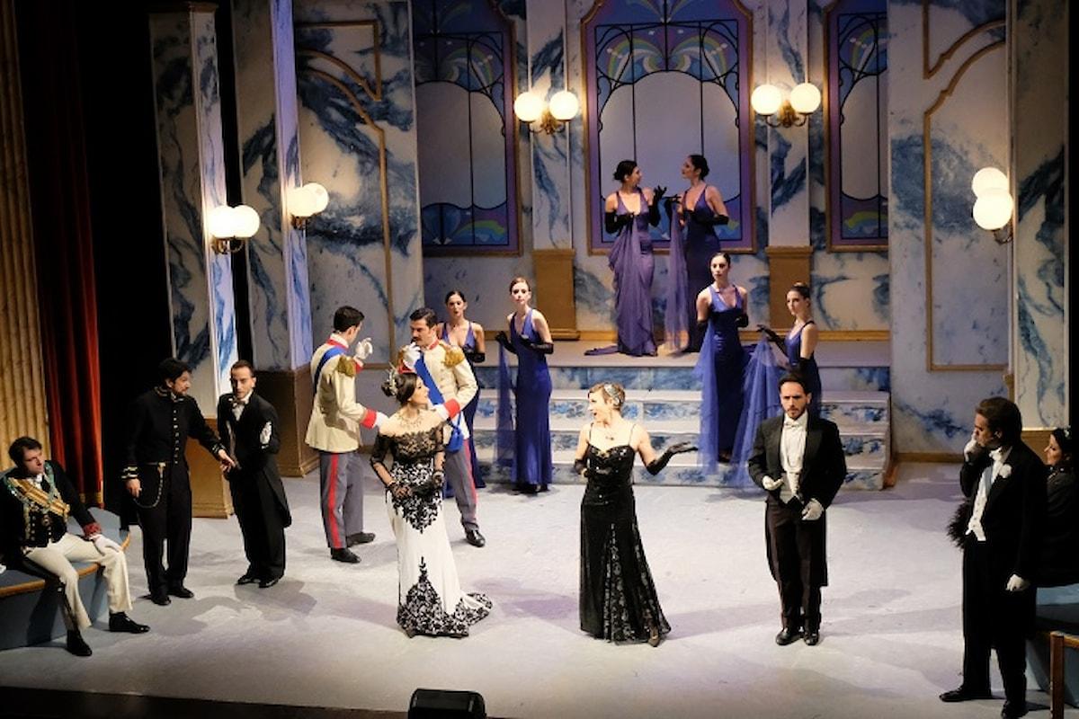 LA VEDOVA ALLEGRA, debutto della Compagnia delle operette al Manzoni Milano