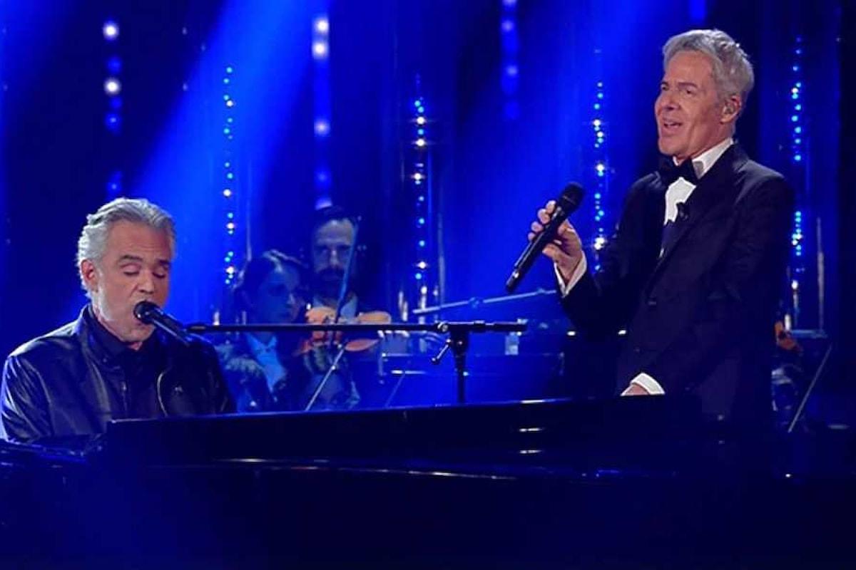 Bocelli a Sanremo 25 anni dopo: una standing ovation non giustificata