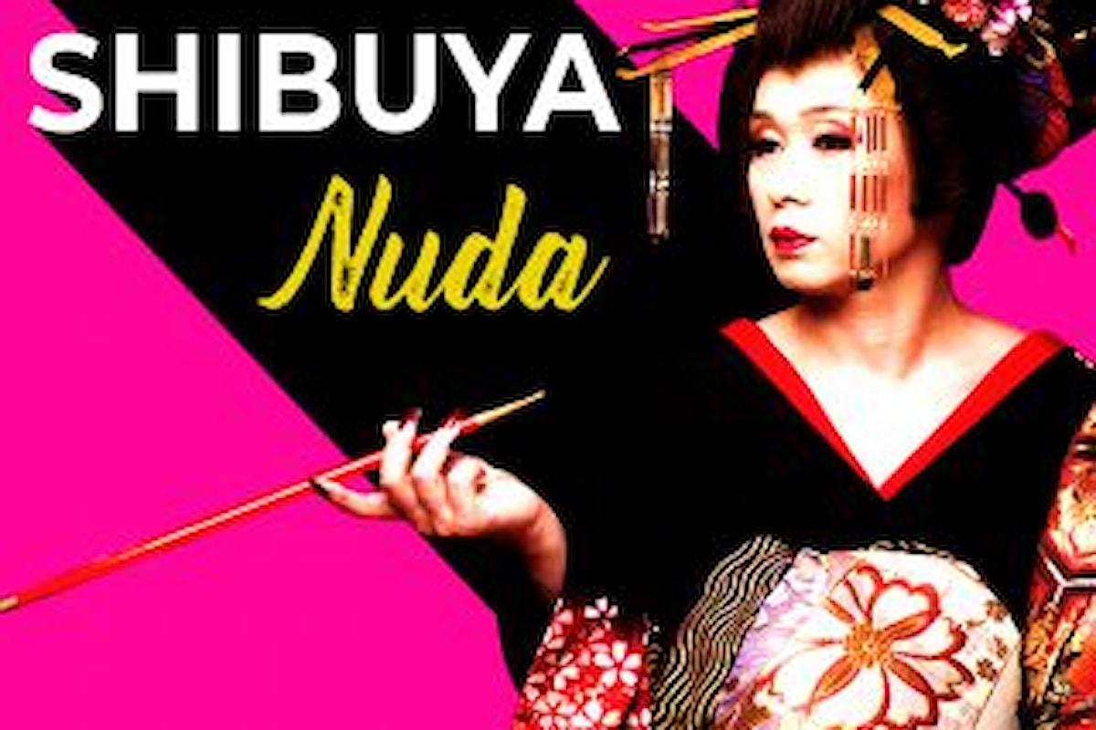 """Azami Shibuya, """"NUDA"""" è il singolo d'esordio della geisha che canta in italiano"""