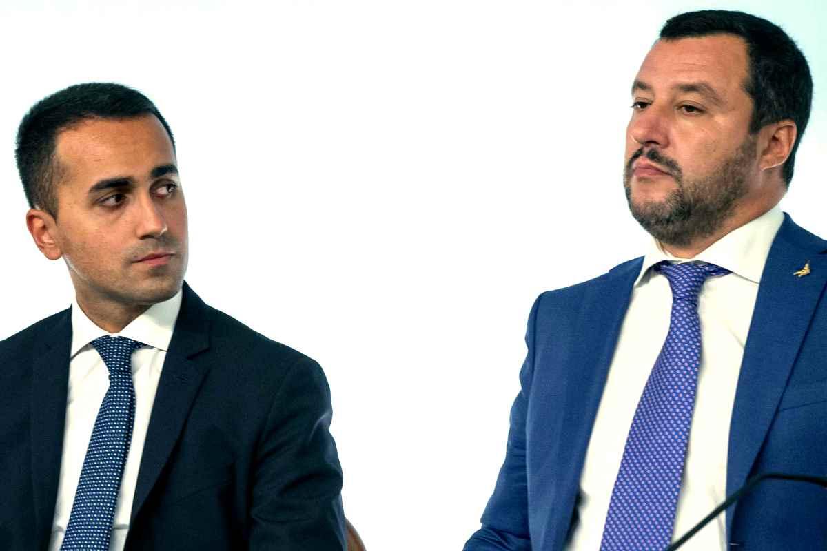 Quando scoppierà la lite tra Di Maio e Salvini?