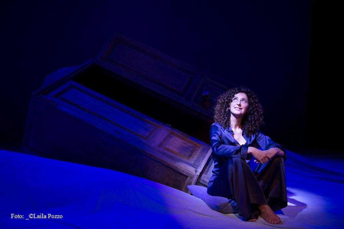 Teresa Mannino, Sento la terra girare al Manzoni