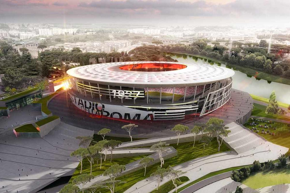 Dopo l'arresto di De Vito, la Procura non blocca la costruzione dello stadio della Roma... per ora!