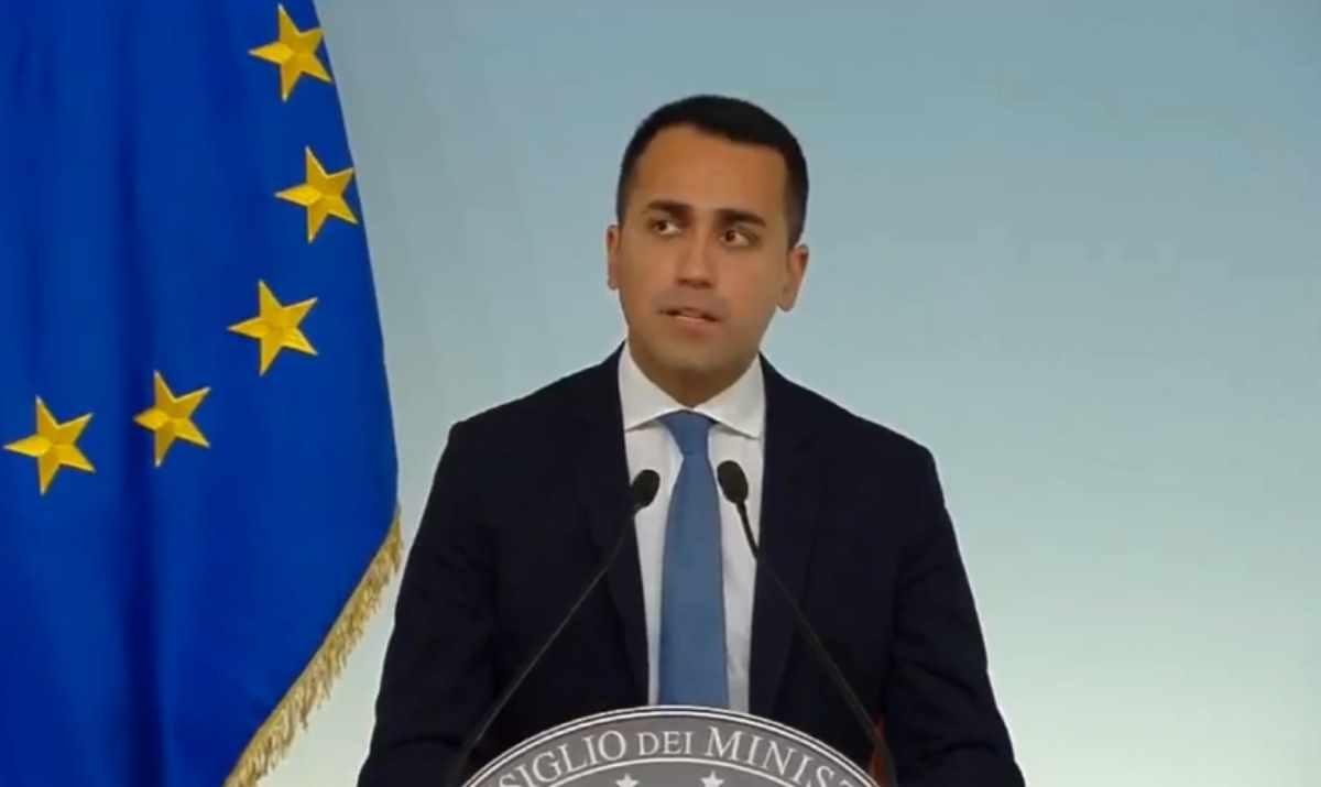 Tav, conferenza stampa di Di Maio per far sapere che... non vi è nulla di nuovo