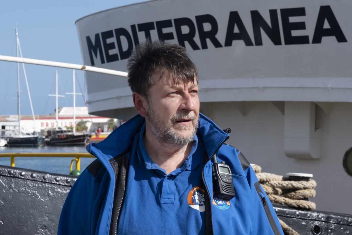 Vicenda Mare Jonio, oltre al capitano Marrone indagato anche il capo missione Luca Casarini
