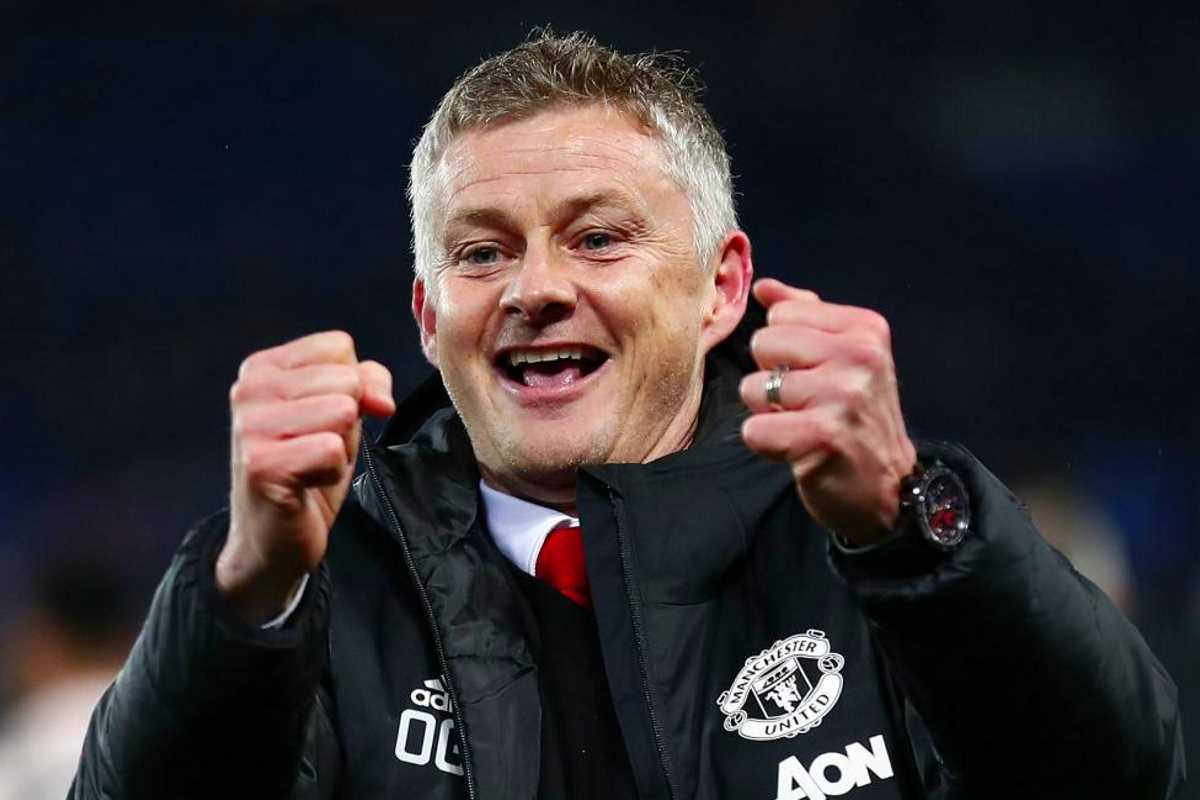 Ole Gunnar Solskjaer confermato alla guida del Manchester United per i prossimi tre anni
