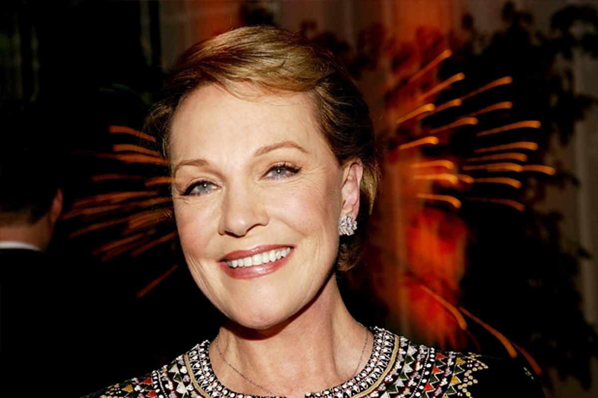 Al Festival del cinema di Venezia 2019, Julie Andrews sarà premiata con il Leone d'oro alla carriera
