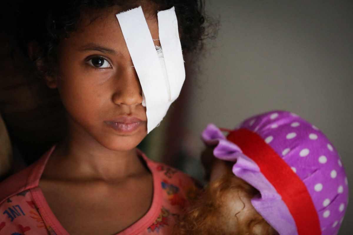 Save the Children ci ricorda che la guerra in Yemen prosegue ormai da 4 anni