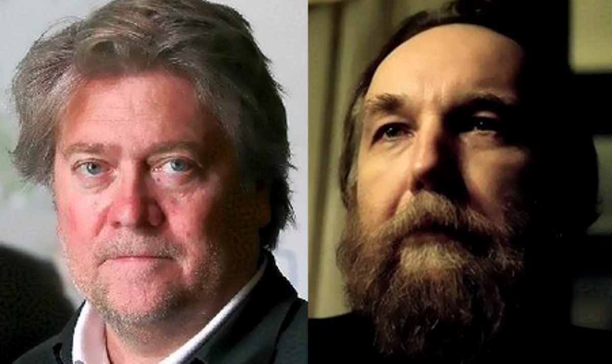 Steve Bannon e Aleksandr Dugin? I sacerdoti dei populismi anticamera dei totalitarismi