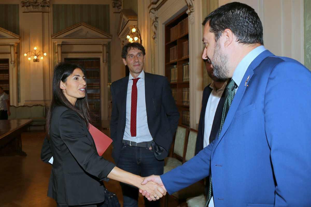 Compattezza di Governo 2: Roma