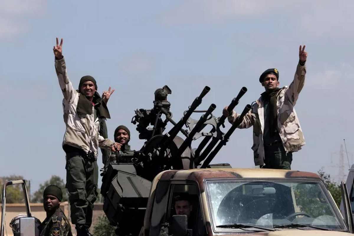 Compattezza di Governo 1: Libia