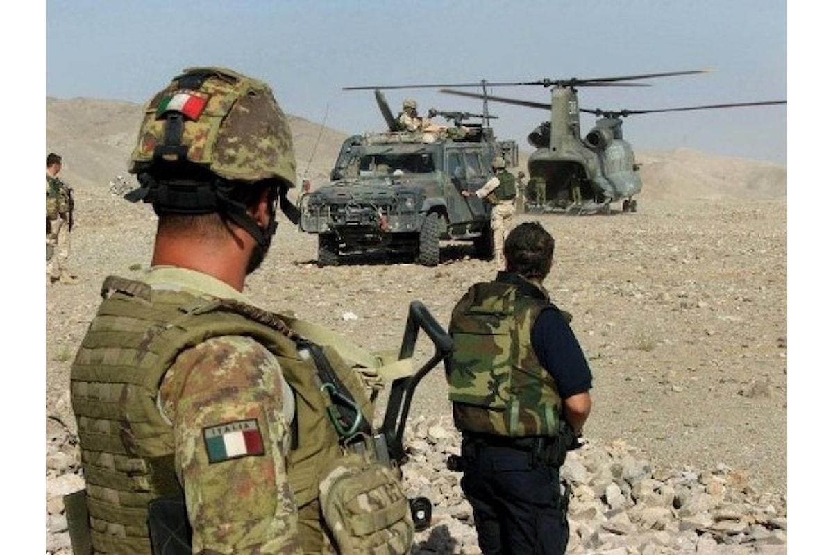 Guerra in Libia, i militari italiani supportano la popolazione libica e non sono coinvolti in scontri in atto
