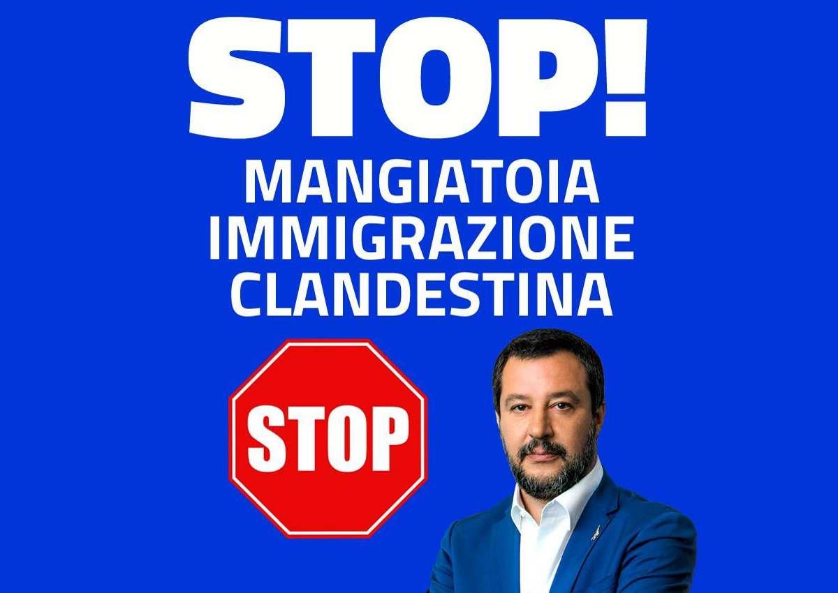 Il decreto sicurezza bis di Salvini, l'ennesima violazione della Costituzione e del diritto internazionale