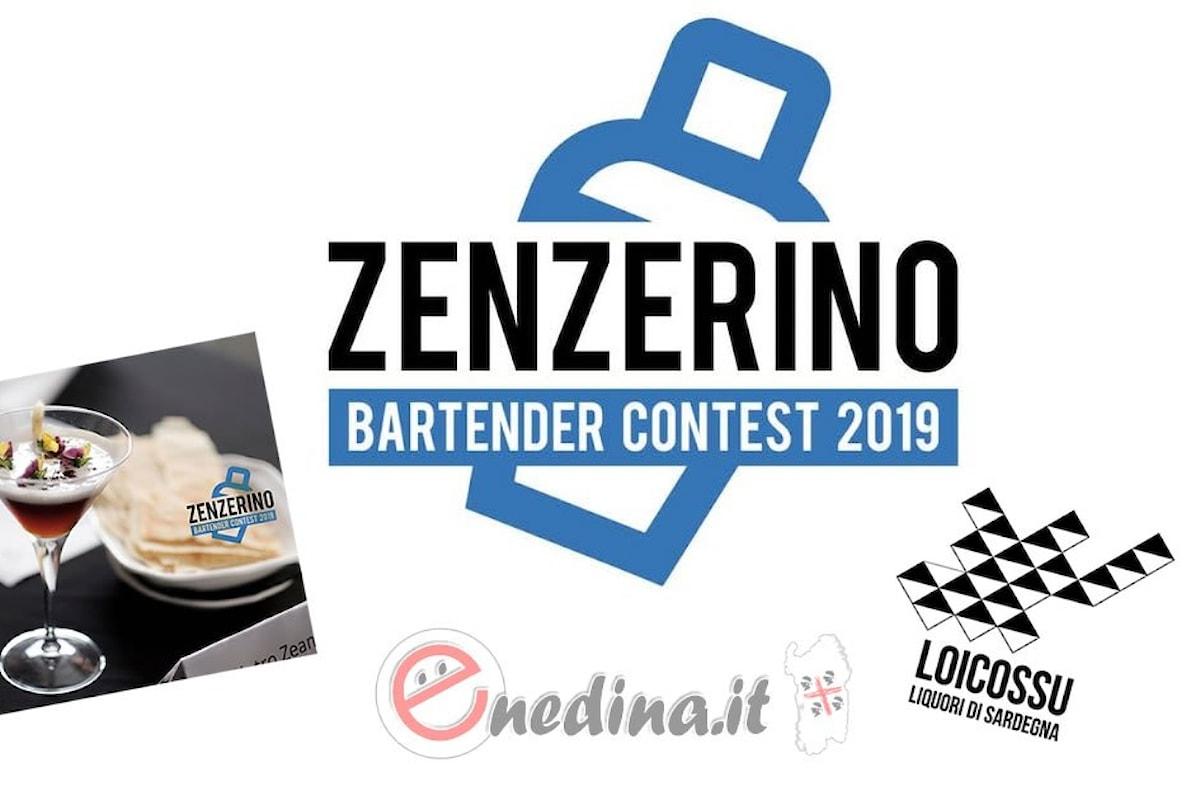 Alla scoperta della figura del bartender con lo Zenzerino Bartender Contest 2019