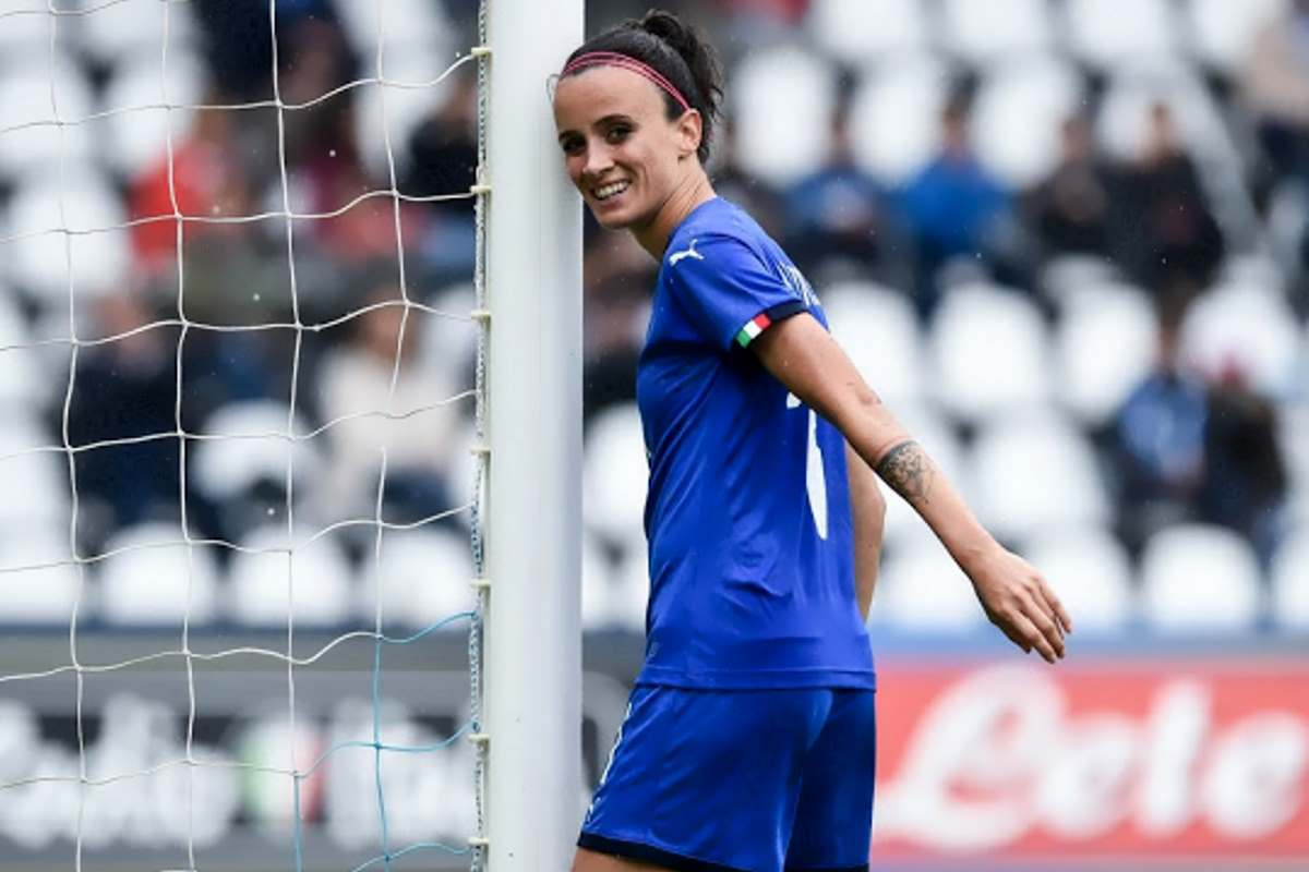 L'Italia delle donne debutta con un successo ai mondiali di calcio in Francia