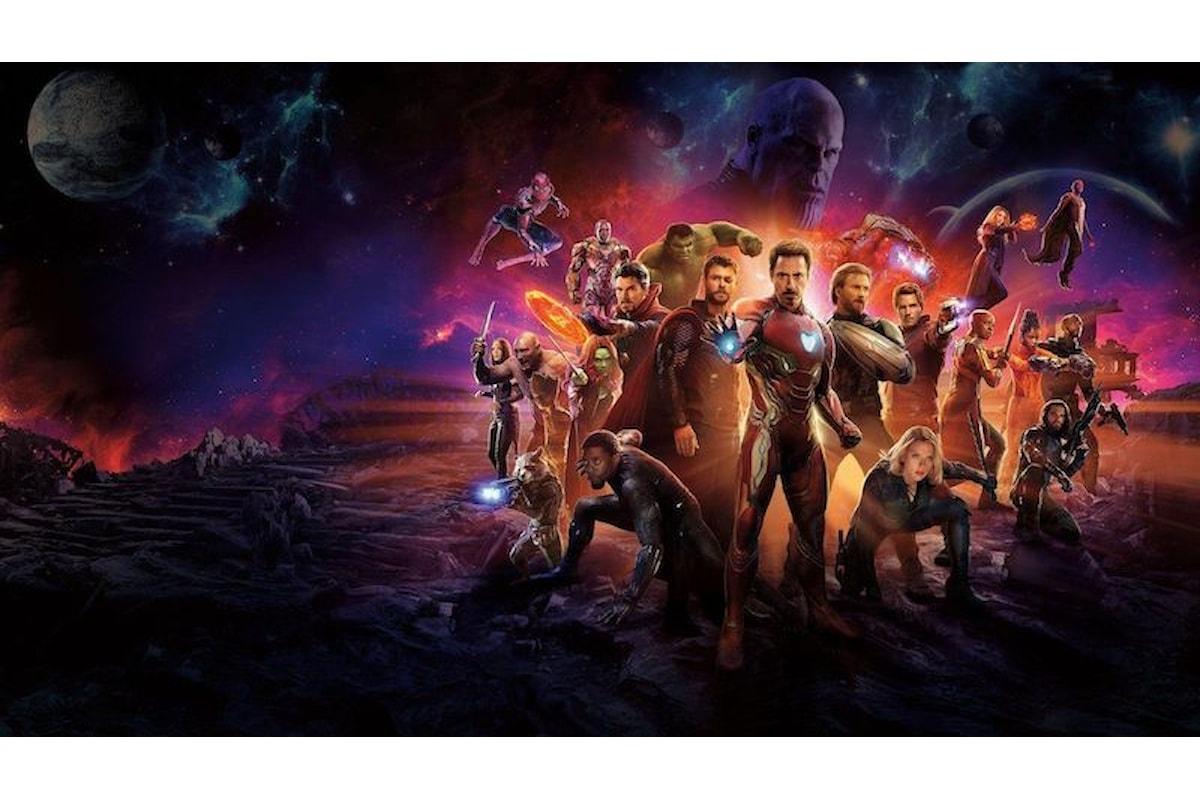 Top 7 Film Marvel che vedranno luce dopo Avengers: Endgame