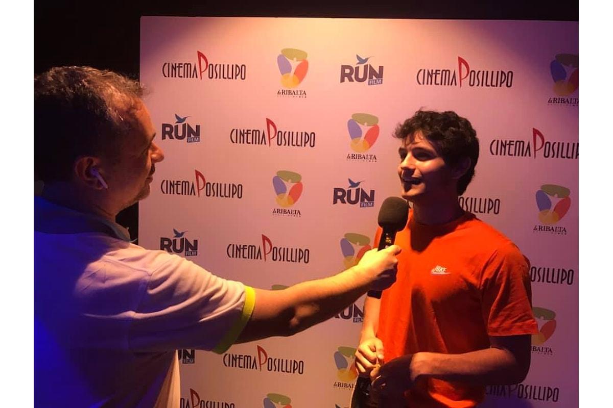 Al cinema teatro Posillipo di Napoli grande successo per la serata evento firmata La Ribalta e Run Film