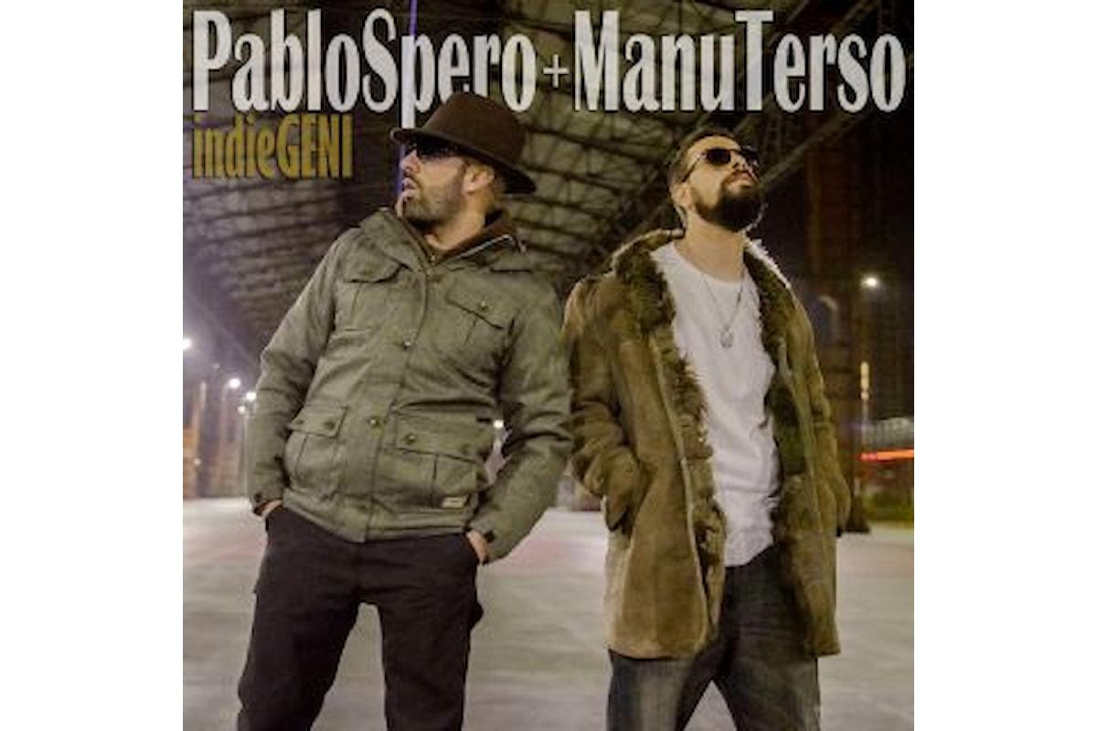 Pablo Spero + Manu TerSo, indieFESO è il singolo che introduce il concept ep indieGENI