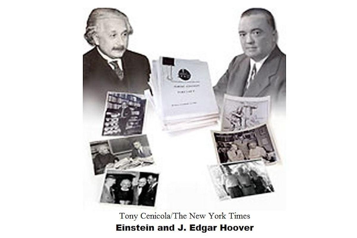 Einstein & Hoover
