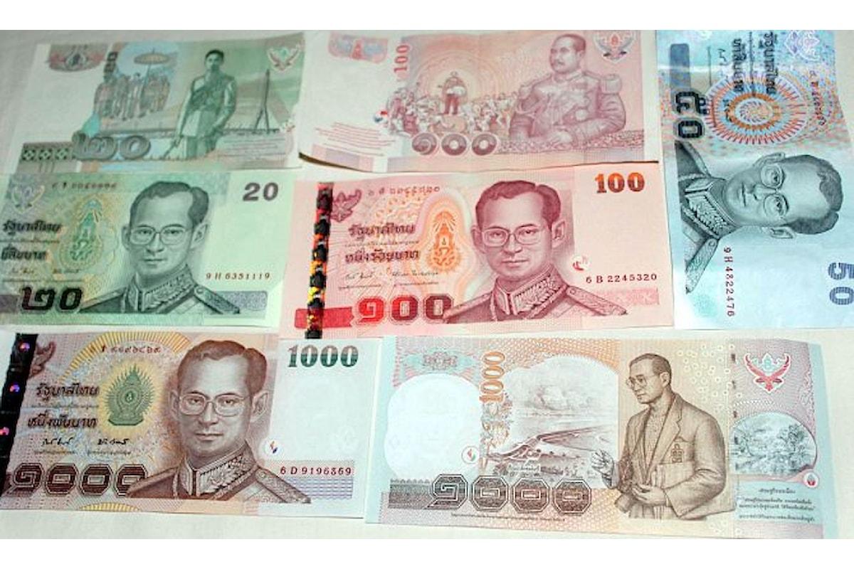 Volatilità valutaria, la sorpresa vera arriva dalla Thailandia