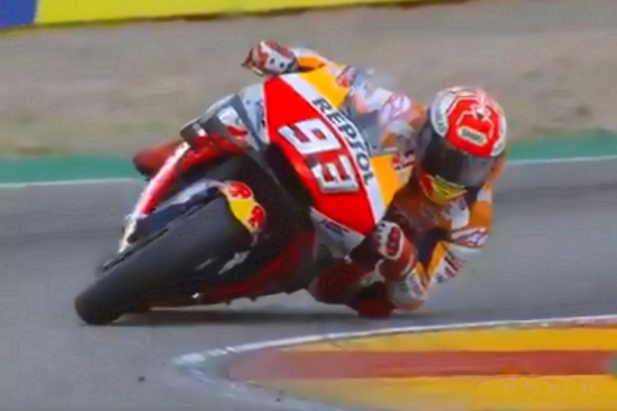MotoGP 2019, Marquez irraggiungibile trionfa nel GP di Aragon