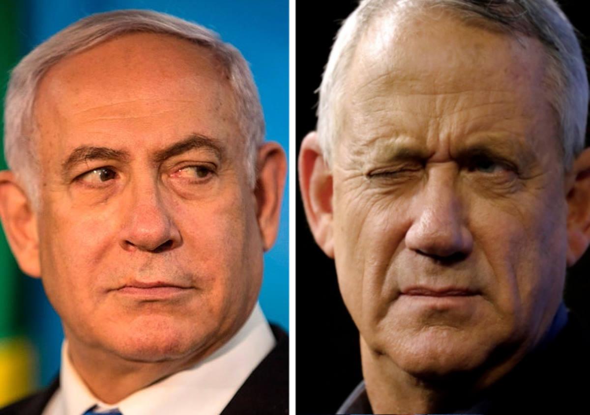 Elezioni in Israele: testa a testa tra Likud e Kahol Lavan, ma difficilmente Netanyahu potrà rimanere primo ministro