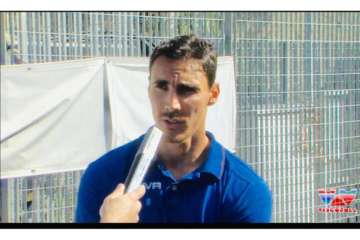ARTURO LA FATA: lo chiamano già Mister 4 5 1 il bravo allenatore di calcio del Gragnano che milita in Eccellenza