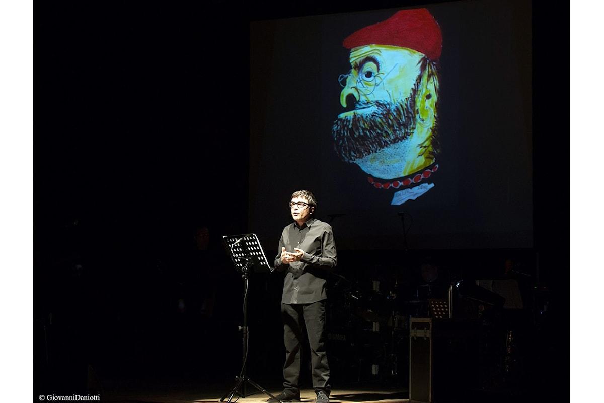 DA BALLA A DALLA Storia di un'imitazione vissuta da Dario Ballantini al Teatro Manzoni