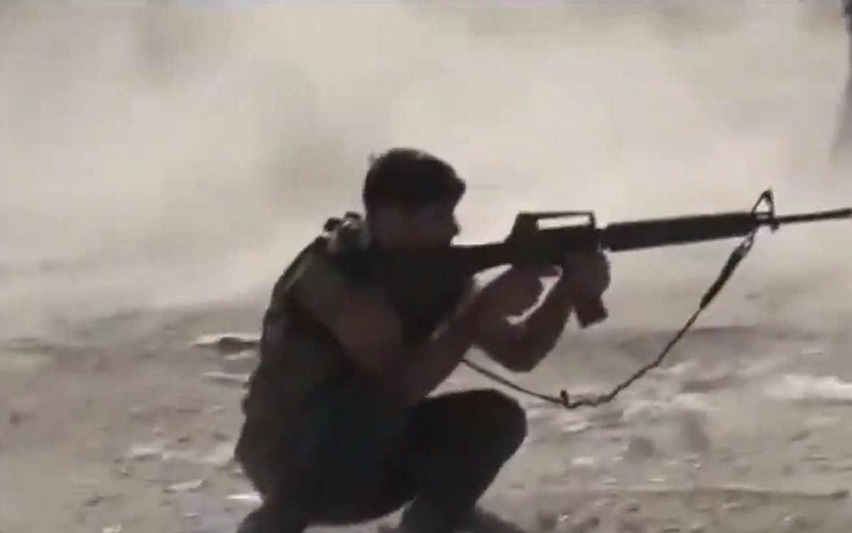 Siria del nord, secondo le FDS i turchi stanno usando armi chimiche nella battaglia di Ras al-Ain