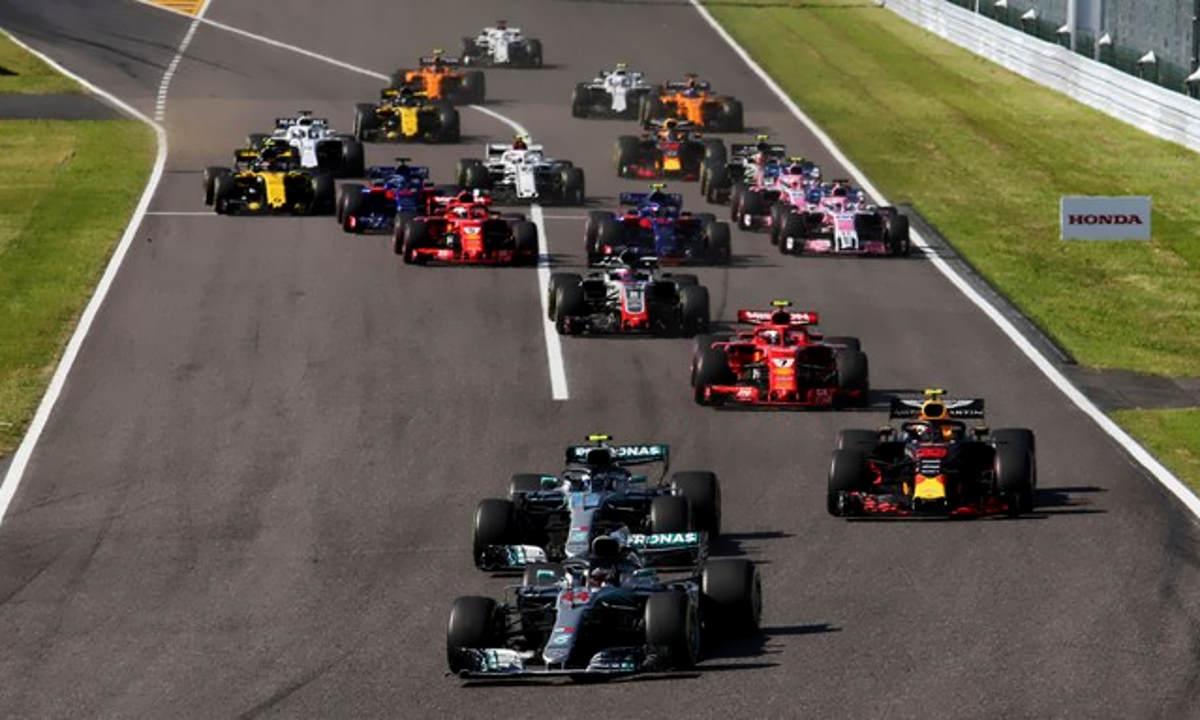 Non si assegnerà a Suzuka il titolo mondiale di Formula 1