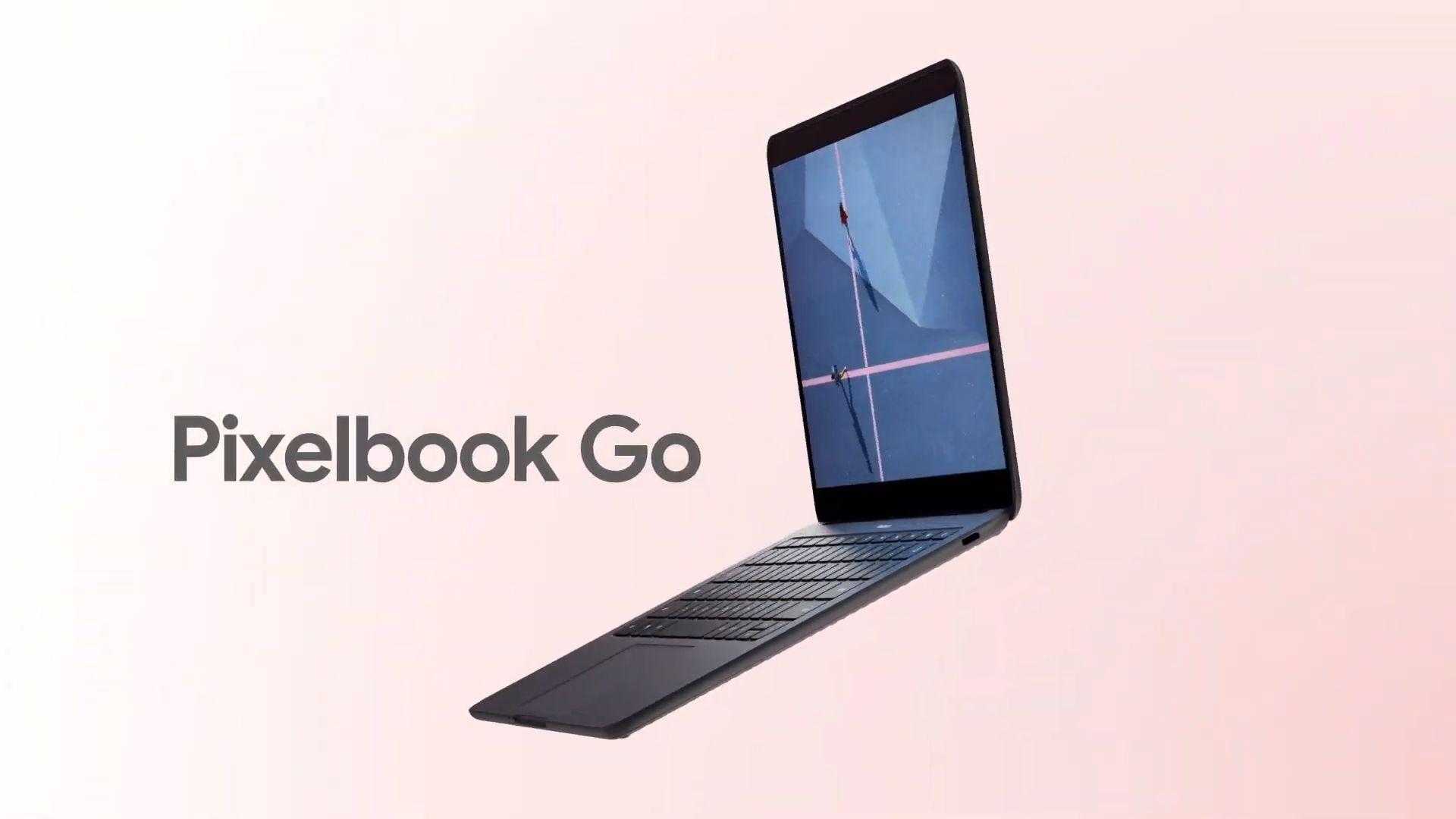 Pixelbook Go, presentato ufficialmente il nuovo notebook Google con Chrome OS