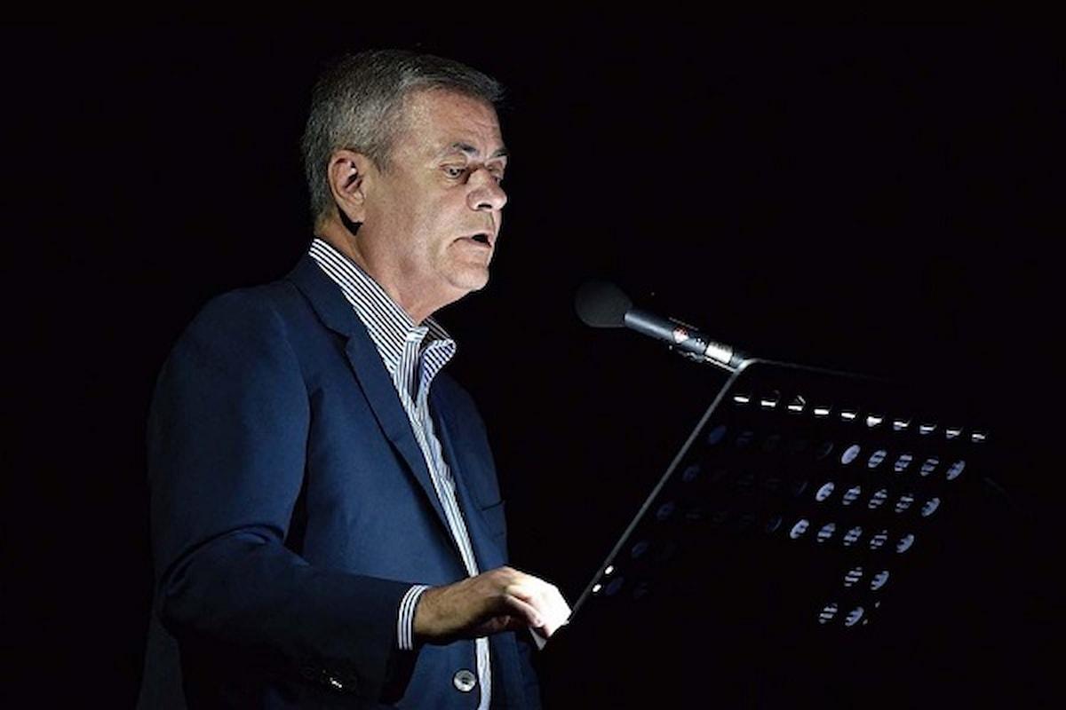 Al X Festival della Diplomazia BERLINO, CRONACHE DEL MURO, Reading teatrale di e con Ezio Mauro