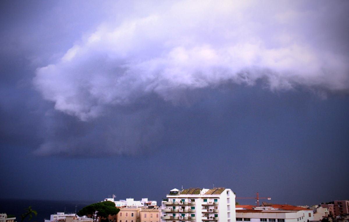 Protezione Civile: allerta arancione per lunedì 7 ottobre su Calabria e Sicilia