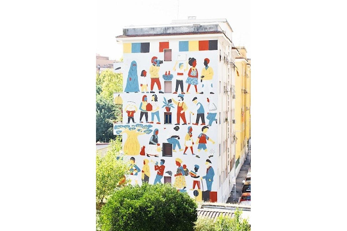 Il MYLLENNIUM AWARD porta a Roma l'arte di strada