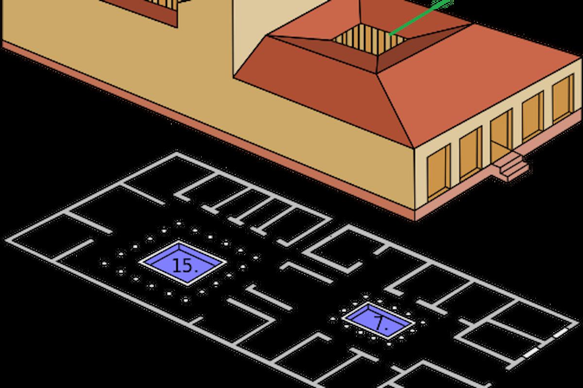 Le antiche case romane - Parte 1