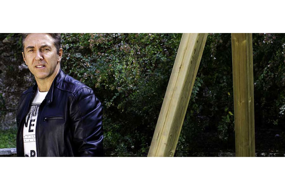 Fabrizio Nitti: in radio il nuovo singolo Un grido nel vento