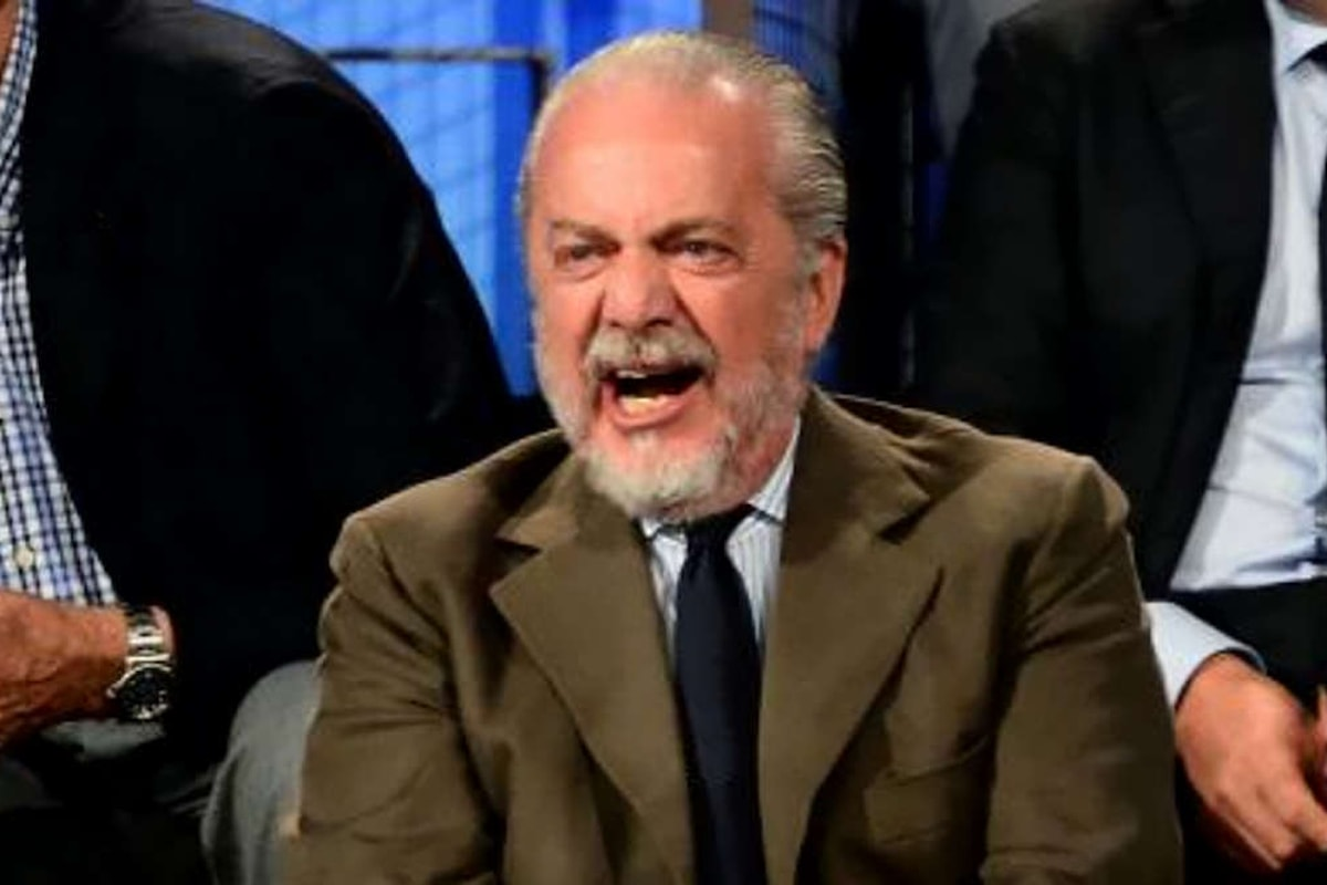 Caos Napoli: De Laurentiis si riserva di adire le vie legali contro i propri calciatori
