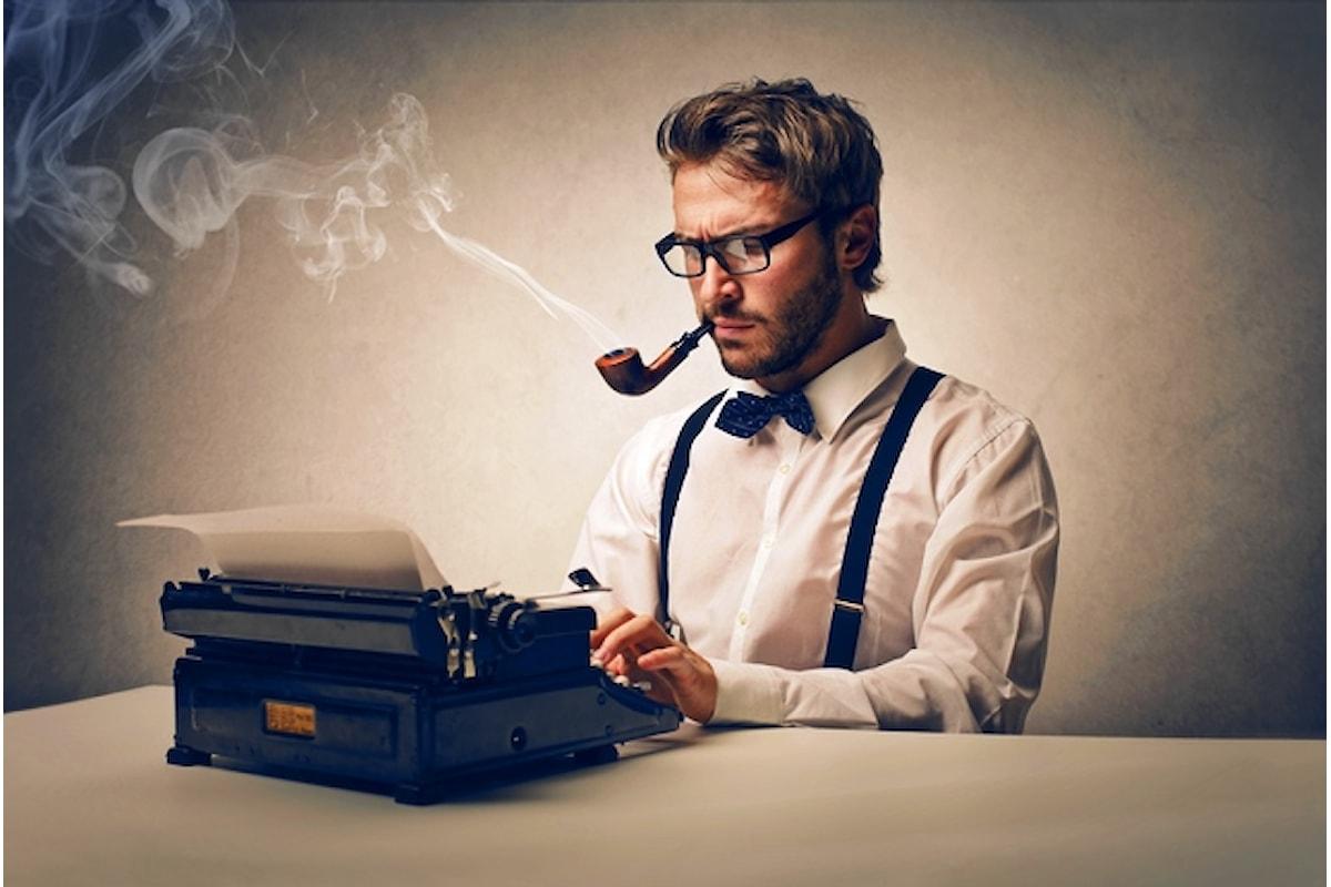 Il giornalista è quello che si occupa di scoprire, analizzare, studiare e diffondere le notizie... bisogna però sapere entrare come gli attori nel personaggio ...