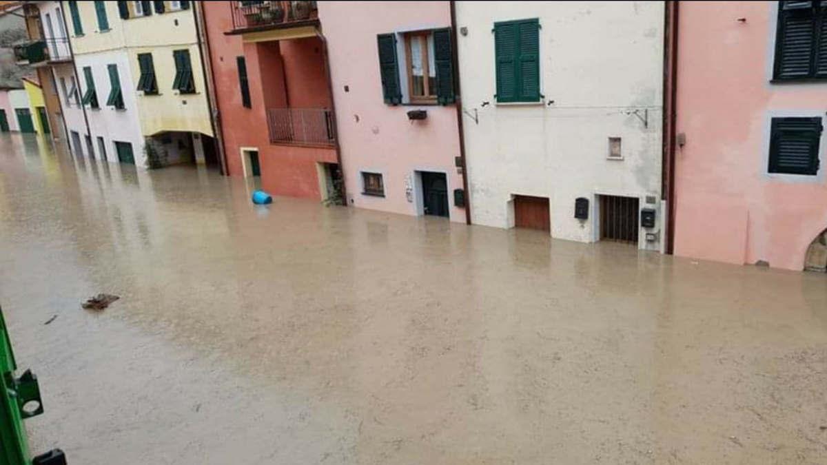 La Liguria la regione più colpita dalla perturbazione che ha interessato l'Italia il 2 e il 3 novembre