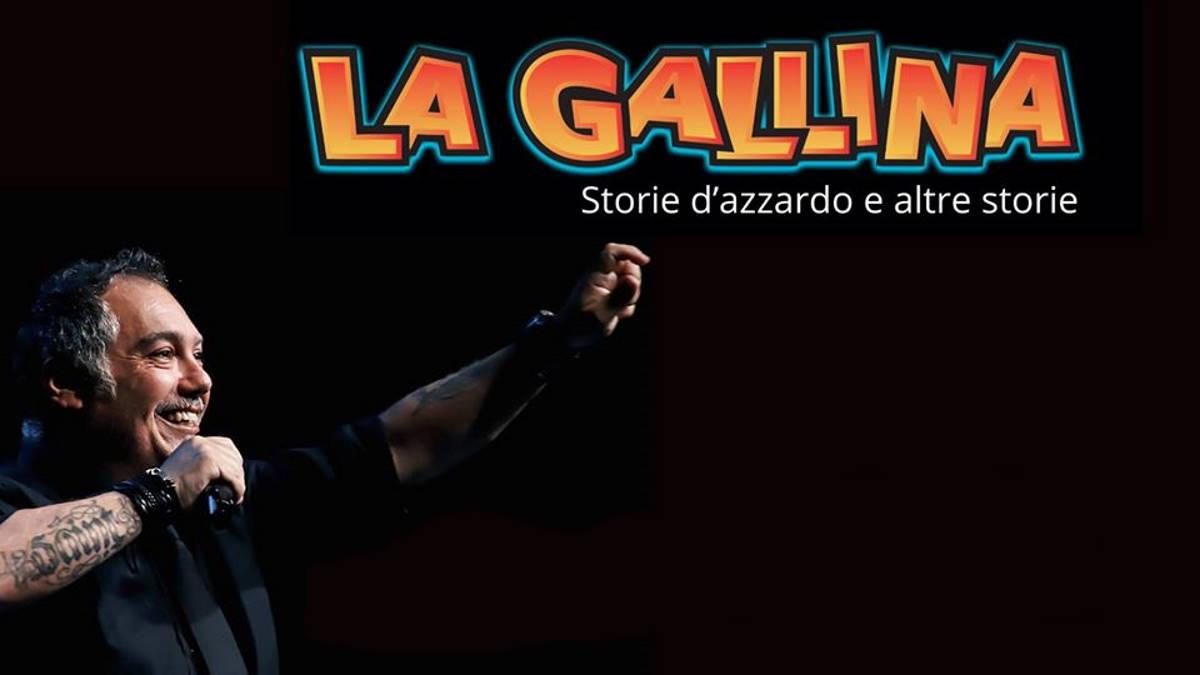 Daniele Raco porta in scena la propria storia legata all'azzardopatia in La Gallina
