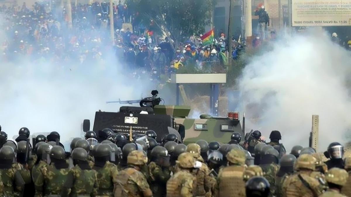 Bolivia, dal golpe alla guerra civile?