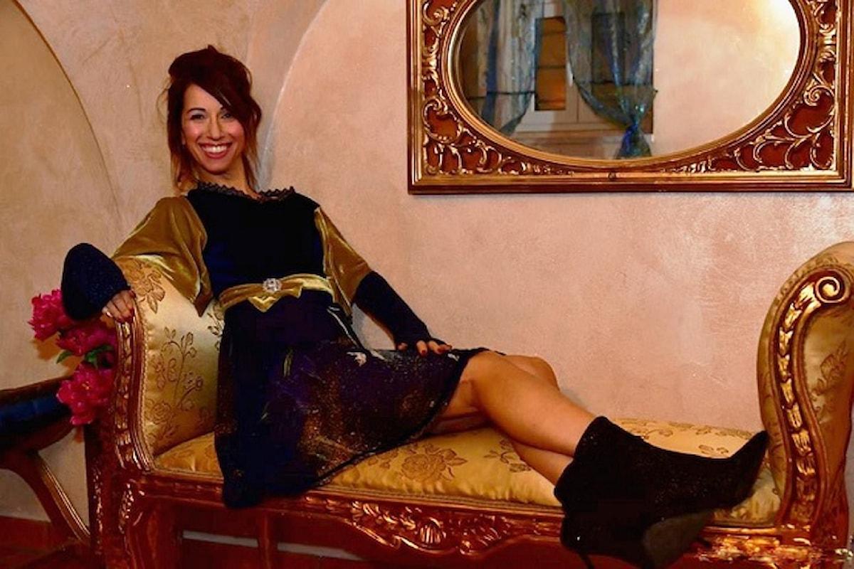 2019 Monaco WSLA: Le creazioni one of a kind di Fabiana Gabellini per lo show della star Lorena Baricalla