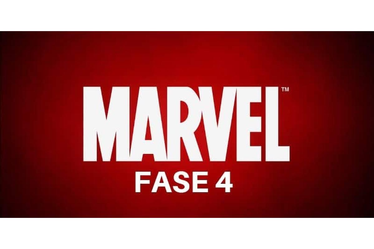 Marvel annuncia le date di uscita di cinque nuovi film tra 2022 e 2023