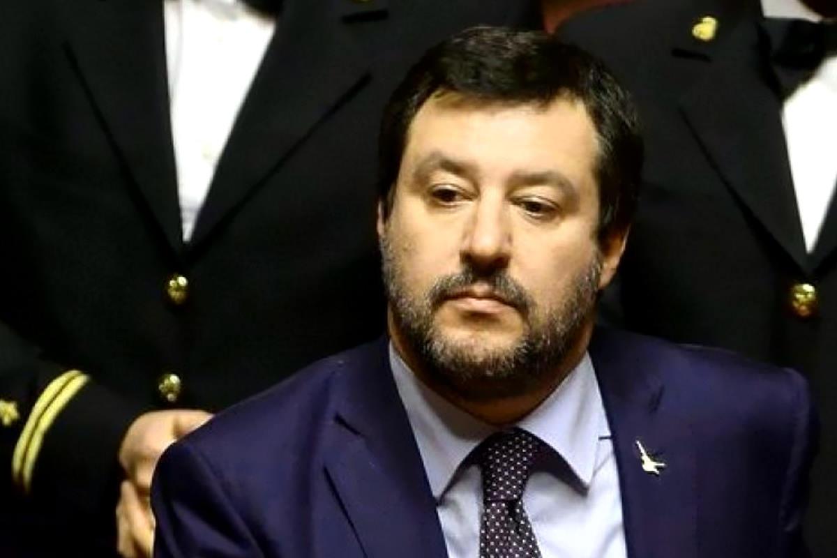 Cannabis sativa e l'inopportuna esultanza di Salvini e degli estremisti di destra