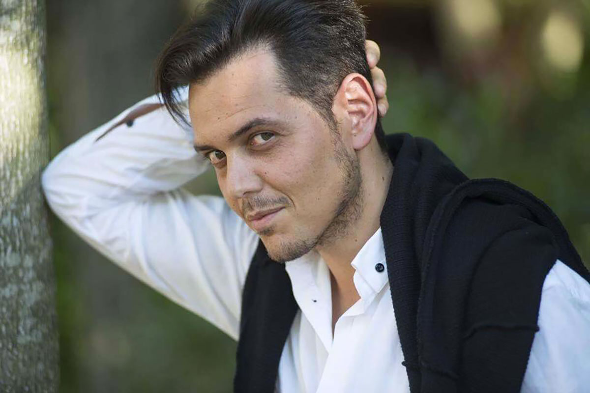Vittorio Sirica nel cast di PASSIONI SENZA FINE 2.0 il famoso radiodramma punta su talento e nuove voci